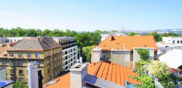 Prodej bytu Praha 3 - 240m