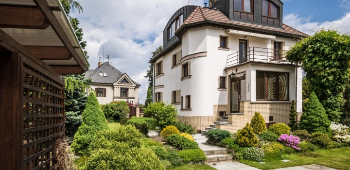 Vila na prodej Praha 4 - Braník