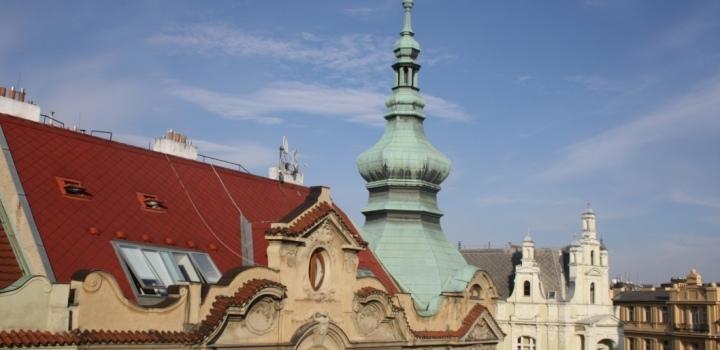 Byt Praha 1 - V Kolkovně - 229m