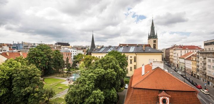 Pronájem bytu Praha 1 - Nové Město - 112m