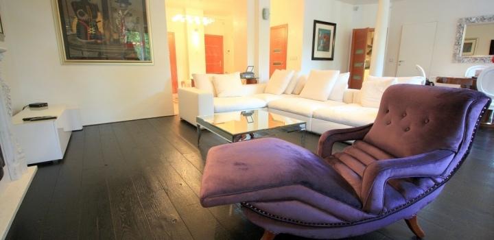 Luxusní byt k pronájmu Praha 1 - 136m