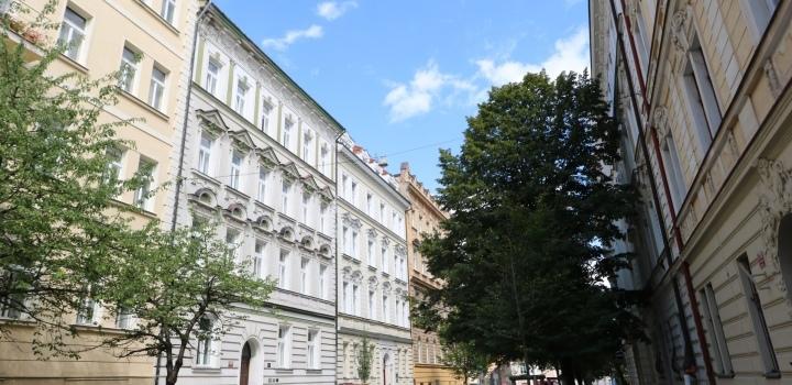 Prodej restaurace na Praze 2 - 285m