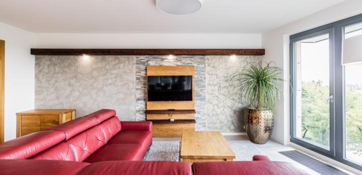 Luxusní byt na prodej Praha 3 - 65m
