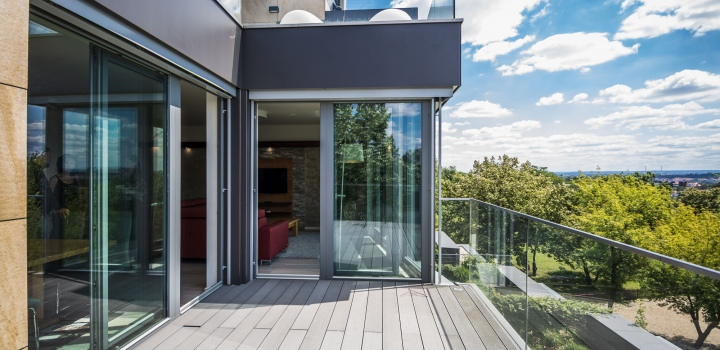Luxusní byt na prodej - Praha 8 - Troja - 123m