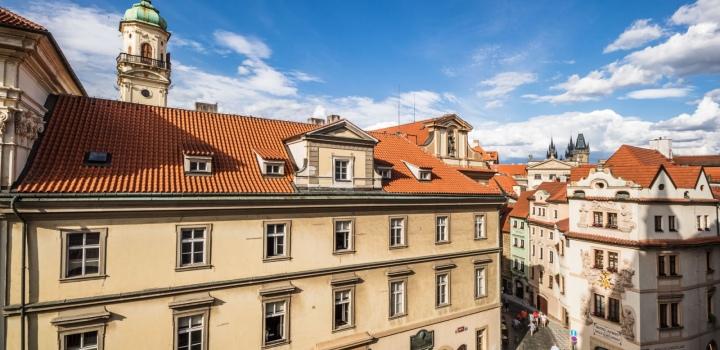 Luxusní byt na pronájem Staré Město - 135m