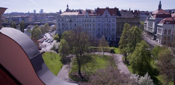 Byt na nábřeží Praha 130m
