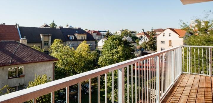 Byt s terasou na prodej Praha - Strašnice 83m