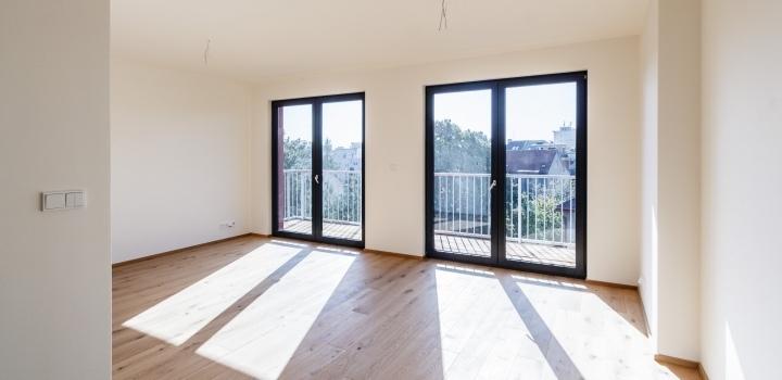 Byt s terasou na prodej Praha 10 - 83m