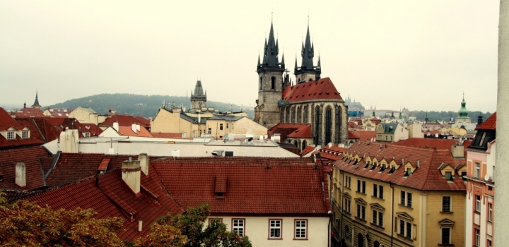 Luxusní byt na pronájem Praha 1 - 182m