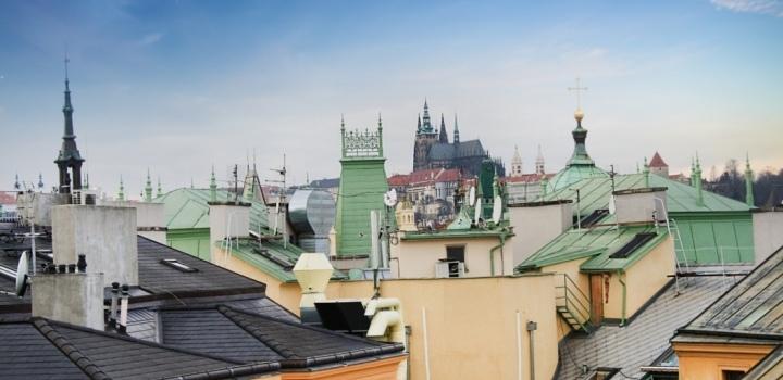 Luxusní byt v centru Prahy 300m
