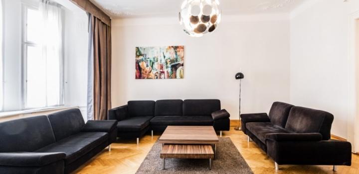 Luxusní kancelář na pronájem - Praha 1, 143