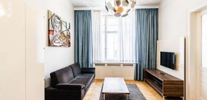 Luxusní kancelář na pronájem - Praha 1, 71