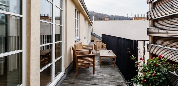 Byt na prodej Praha 1 - Malá Strana - 507m