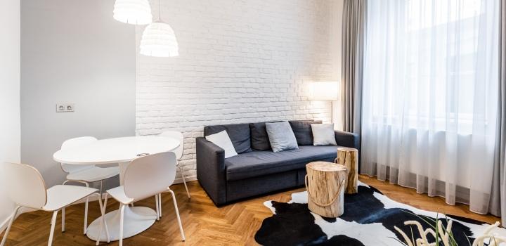 Krásný byt na pronájem na Praze