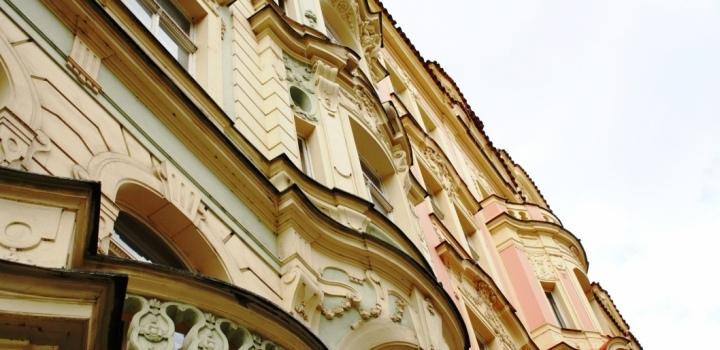 Luxusní kancelář Praha 1 - 150m