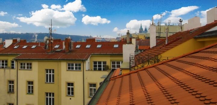 Mezonetový byt Staré Město 173m