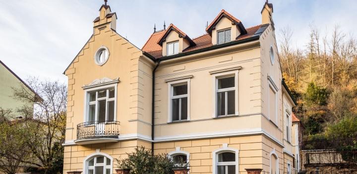 Luxusní vila na prodej - Praha