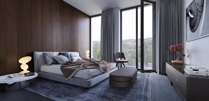 Luxusní byt na prodej na Praze 8 - 116m