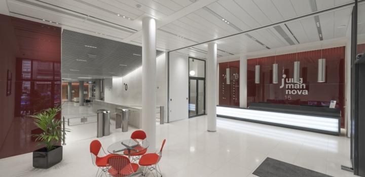Kanceláře k pronájmu, Praha 1 - 382m2