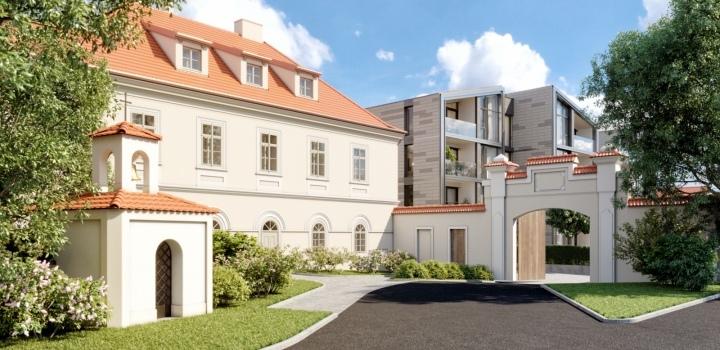 Luxusní duplex Praha 6 - Vokovice - 259m