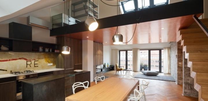 Luxusní byt Hradčany 224m