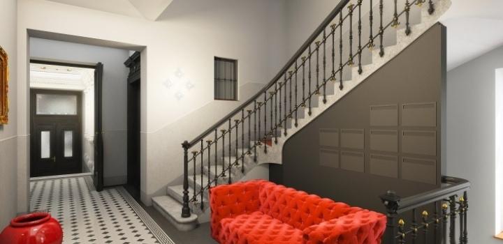 Luxusní byt Kampa 170m