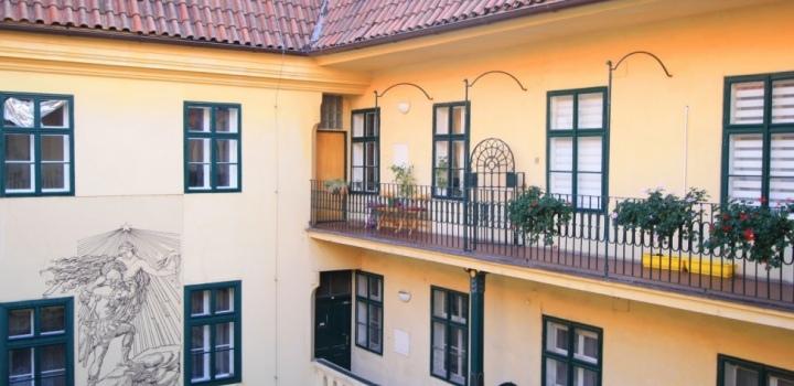 Luxusní kancelář k prodeji Praha 1 - 143m