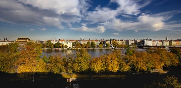 Luxusní nemovitost na prodej Praha