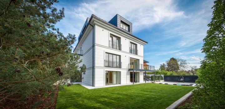Luxusní vila na prodej Praha 6 - Hanspaulka