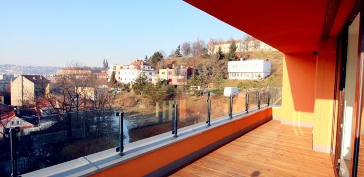 Luxusní byt v Podolí 184m