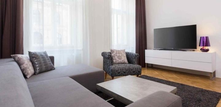 Luxusní byt na prodej Praha
