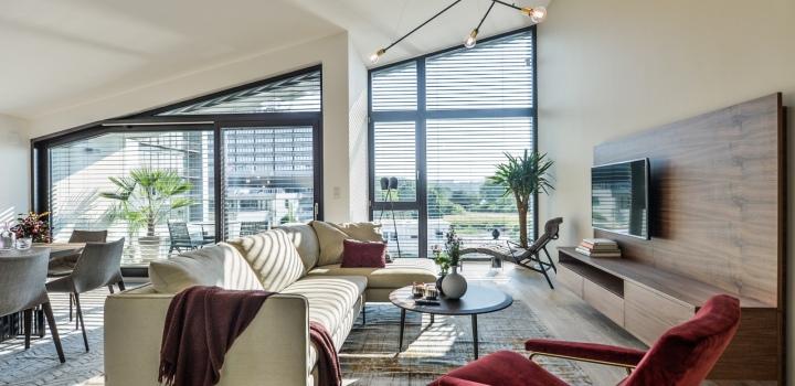 Luxusní byt Praha 6 - 89m