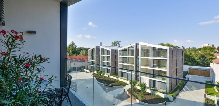 Luxusní byt na prodej Praha 7 - 67m