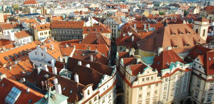 Kancelářské prostory k pronájmu, Praha 1