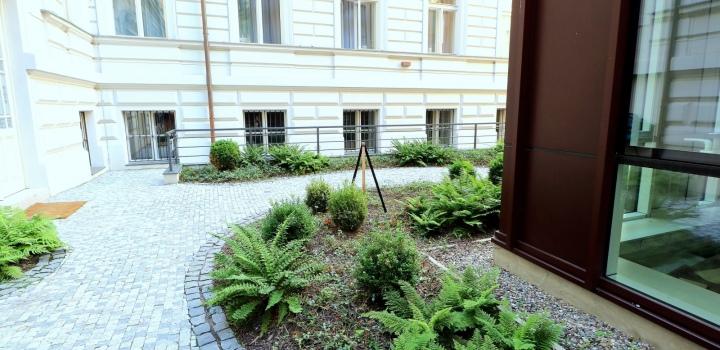 Pronájem bytu Praha 1 - 44m