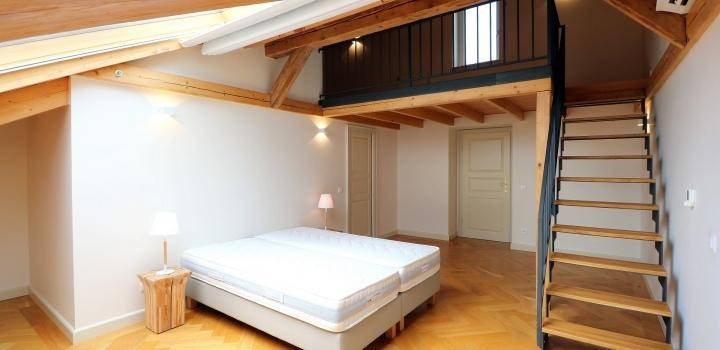 Mezonetový byt na pronájem Praha - Nové Město