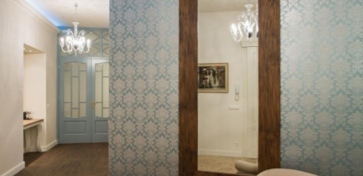 Luxusní byt Pařížská 205m