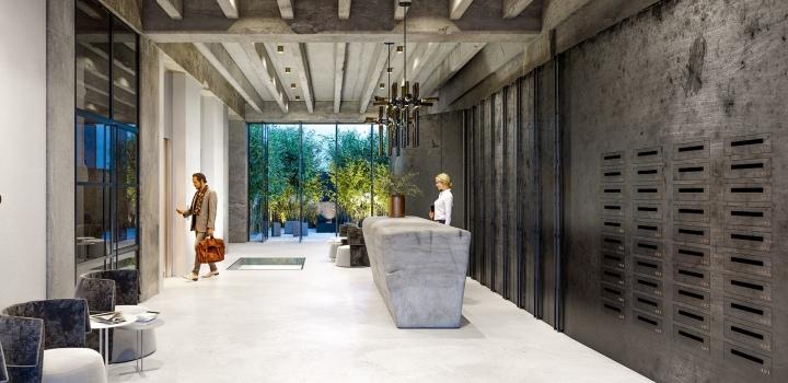 Luxusní loftový byt Praha 56m