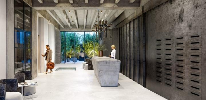 Luxusní loftový byt 57m na Praze 4