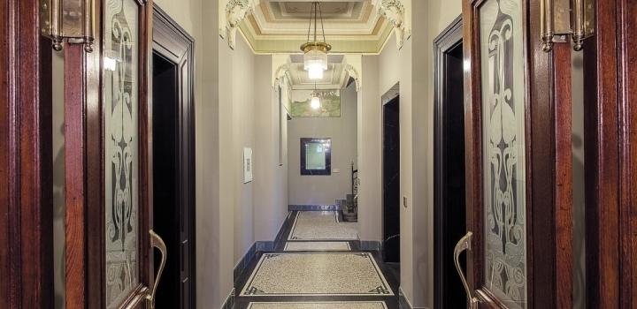 Luxusní byt Janáčkovo nábřeží 250m