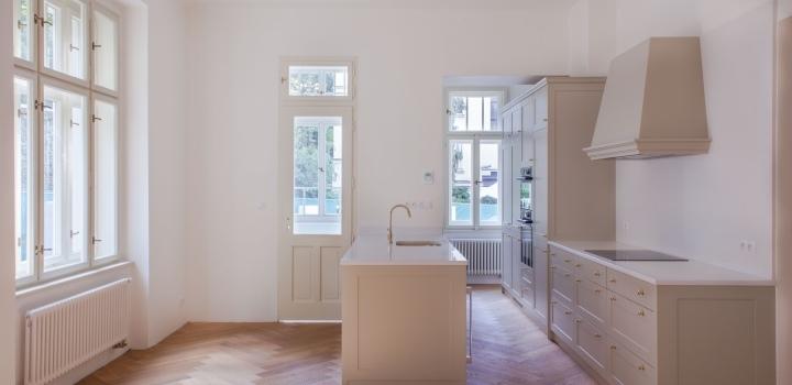 Luxusní byt na Praze 5 - 164m