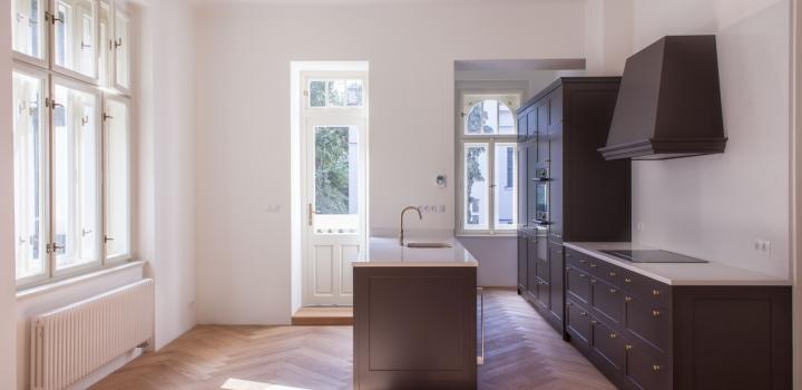 Luxusní mezonetový byt na Praze 5 - 272m