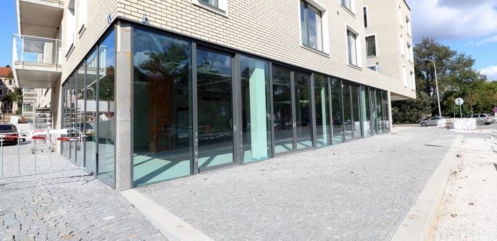Obchodní prostor na prodej na Praze 5 - 215m