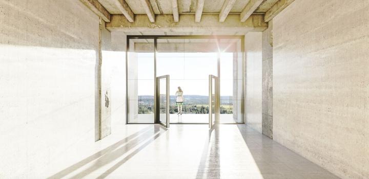 Luxusní loftový byt na Praze 4 - 67m