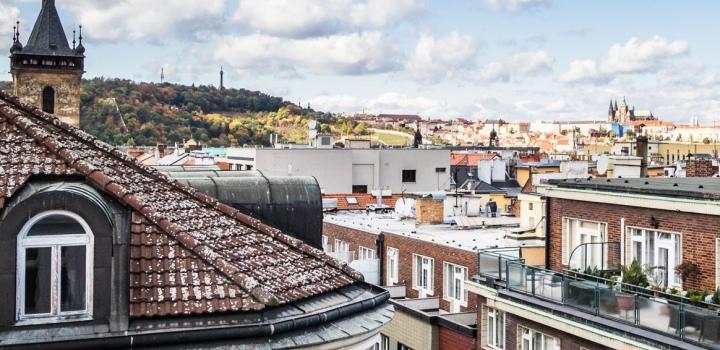 Mezonetový byt na prodej Praha 1 - Nové Město
