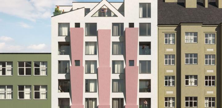 Byt na prodej - Praha 9 - Libeň - 90m