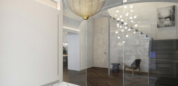 Luxusní vila na prodej Praha 6 - 257m