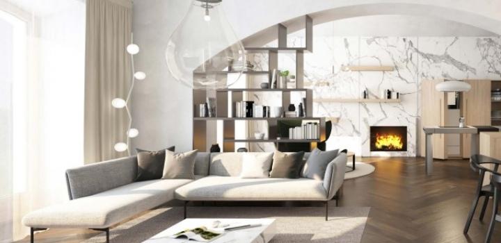 Luxusní vila na prodej Praha 6 - 230m