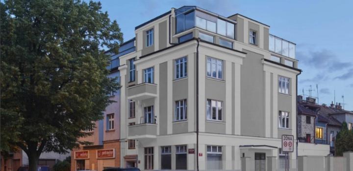 Bytový dům na prodej Praha 6 - 502m