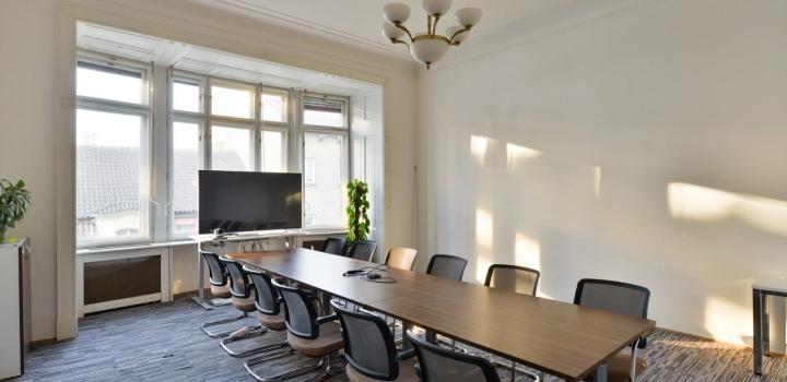 Moderní kanceláře k pronájmu, Praha 1 - 200